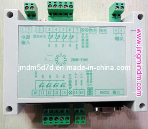 8 Channel Input Control One Channel Voice Module Output Voice Controller