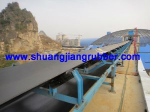 2015 Fabric Reinforced Ep Polyester Conveyor Belt