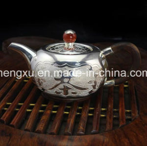 Chinese Popular Silver Using & Artwork Drinking Tea-Pot SX-S1