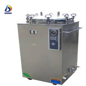 Electric-Heated Vertical Steam Sterilizer with Digital Display