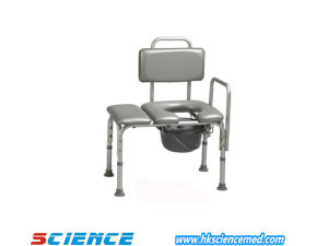 Aluminum Shower Chair with Backrest (SC-SC16(A)) pictures & photos