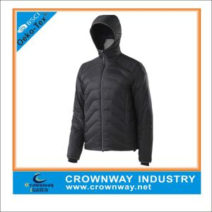 Mens Duck Down Winter Jacket with High Quality pictures & photos