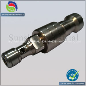 CNC Metal Precision Turned Parts for Auto Parts (ST13027) pictures & photos