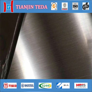 AISI430 Hairline Stainless Steel Sheet pictures & photos