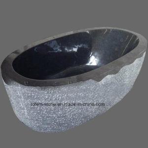 Classical Natural Stone Granite Marble Hot Tub Bathtub For Bathroom