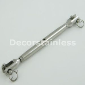 Stainless Steel Swage to Toggle (Type Eye) Turnbuckle pictures & photos