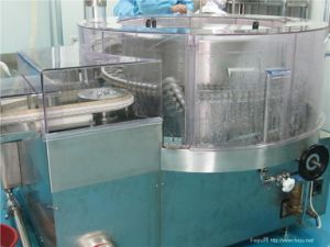 Vertical Ultrasonic Bottle Washing Machine pictures & photos