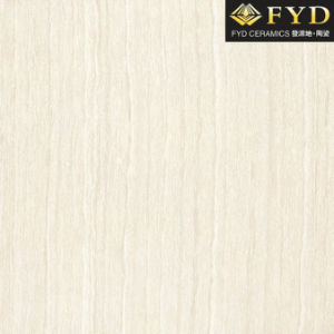 China Line Stone Look Porcelain Floor Tile 600X600mm - China Tile ...