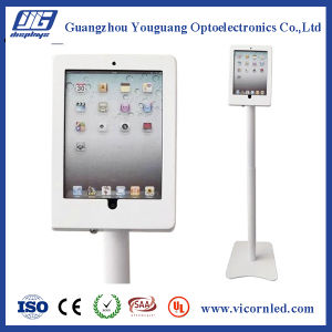 Manufacturing Flexible Floor security Display Stand For iPad