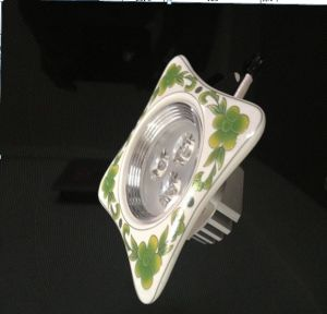 Newest 3W LED Porcelain Ceiling Lamp (MM-PCL049) pictures & photos
