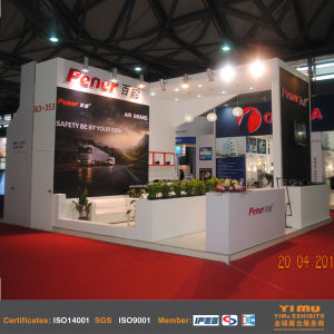 Professional Exhibition Booth Manufacturers