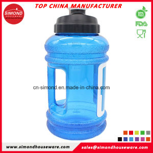2017 New 2.2L PETG Fitness Water Jug with Compartment pictures & photos