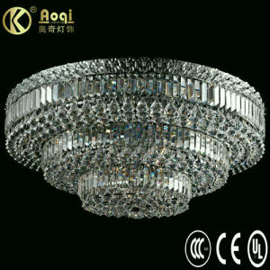 Modern Design Luxury Crystal Ceiling Lamp (AQ40001-24+17C) pictures & photos