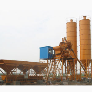 40m3/H Automatic Concrete Batching Plant