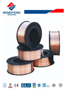 High Quality Aws A5.18 Er 70s-6 MIG Solid Welding Wire