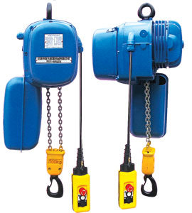 10 Ton Electric Chain Hoist for Material Handling pictures & photos