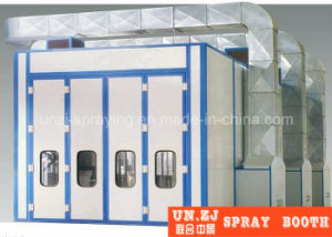Standard and Normal Spray Booth (high-temperature processing)