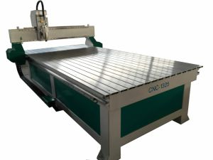 Rhino High Precision DSP Nk105 Wood CNC Router pictures & photos