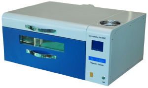 Reflow Oven/Mini-Type Lead Free Reflow Oven (T200C) pictures & photos