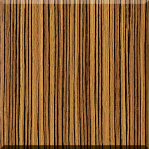 Zebra Engineered Wood Veneer for Plywood pictures & photos