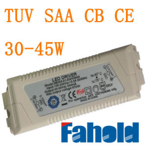 30~36W External LED Transformer with TUV SAA CB CE