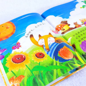 OEM Children Books / Piano Book Children Book pictures & photos