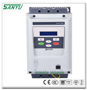 Sanyu Sjr3000 Series Built in Bypass Soft Start Sample pictures & photos