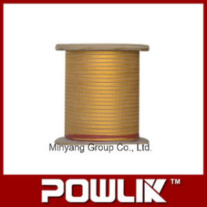 Fiber Glass Covered Copper Wire pictures & photos