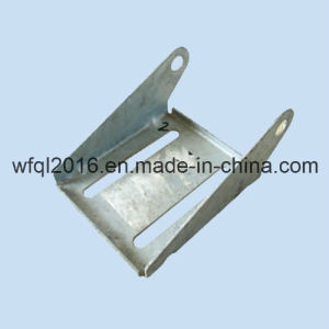 Galvanized Steel Keel Roller Bracket