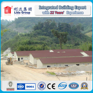 Prefabricated Steel Beam Sandwich Panel House Design for Labor Camp pictures & photos