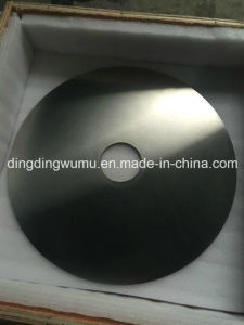 Pure Tungsten Ring for Vacuum Furnace pictures & photos