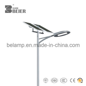 120W LED Solar Powered Street Light