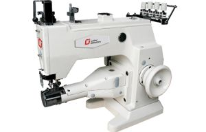 Cylind-Bed Double Sides Interlock Sewing Machine (LD777-603CB)