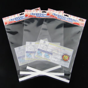Adhesive OPP Header Bags pictures & photos