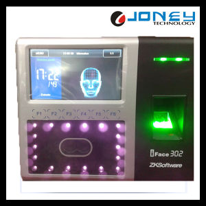 Zk Software 4.3′′ TFT Screen Face Recognition Fingerprint Biometric Reader Time and Attendance pictures & photos
