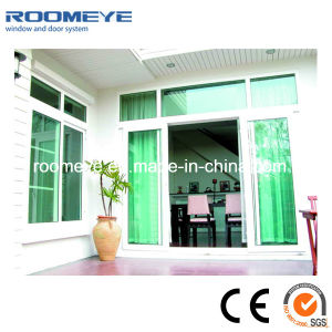 Roomeye Green Tinted Glass Aluminium Sliding Door For House