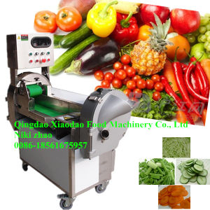 Vegetable and Fruit Slicing Machine/Cutting Machine pictures & photos