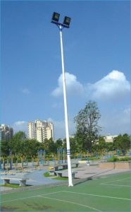 Straight Seam Welding Light Pole pictures & photos