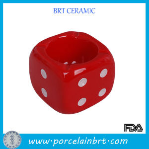 Special Dice Shape Personalize Ashtray pictures & photos