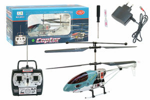 RC Toys: Big Size 3.5CH RC Helicopter (Alloy 8003)