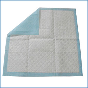 Super Absorbent Blue Disposable Underpad