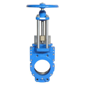Wafer Type Knife Gate Valve, Non Rising Stem Pn10 pictures & photos