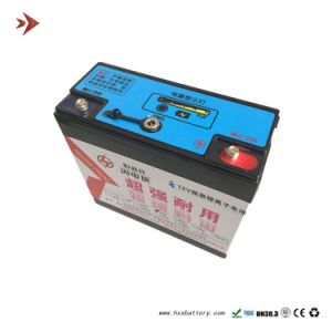 12V Rechargeable Battery Hxx Brand for Energy Storage pictures & photos