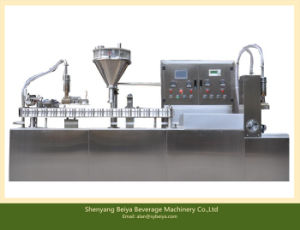 Semi Automatic Rice Carton Filling Packaging Machine pictures & photos