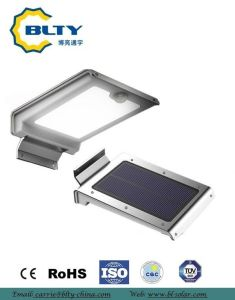 Solar Lamp LED Wall Light with Ce&RoHS pictures & photos