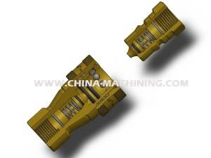 Brass Type Hydraulic Quick Coupling (KZD Brass)