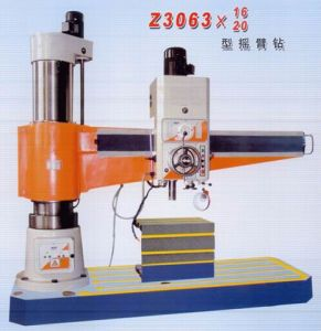 Radial Drilling Machine Z3063X16 pictures & photos