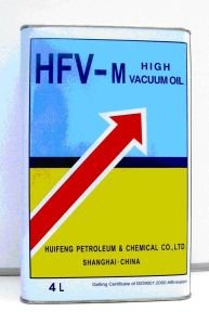 HFV-M Series Vacuum Pump Oil