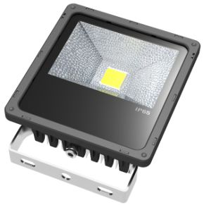 50W LED Flood Lamp with UL, TUV Approval
