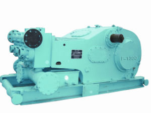 F-1300 Triplex Single Action Mud Pump